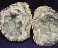 0.50 Inch Trancas Whole Geode TG050